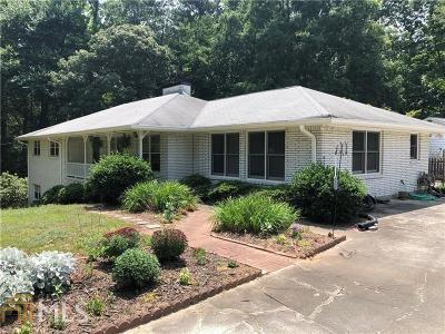 Braselton Single Family Home New: 778 Braselton Highway