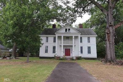Elberton GA Single Family Home For Sale: $299,000