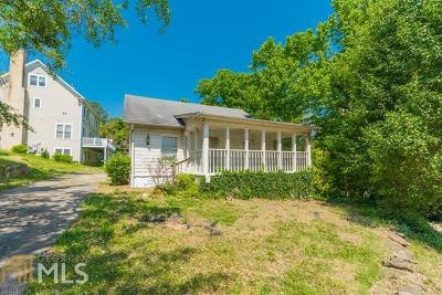 Roswell Single Family Home For Sale: 654 Elm St