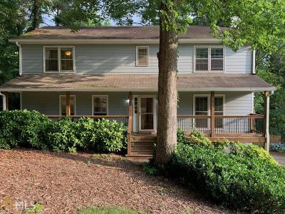 Marietta Rental New: 2430 Spring Lake Dr