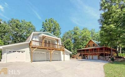 Blairsville Single Family Home For Sale: 150 Unicorn Trl