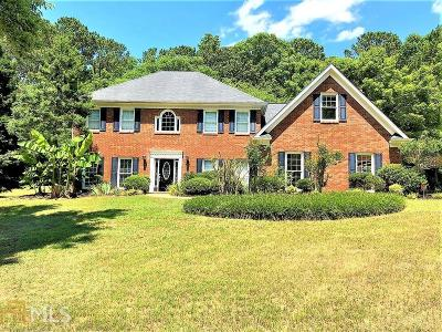 Tyrone Single Family Home New: 140 Kylemore Pass