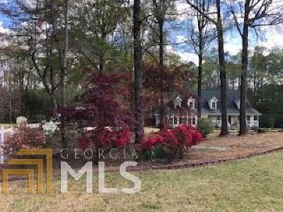 Single Family Home New: 375 Candler Rd