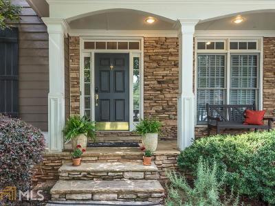 Alpharetta Single Family Home New: 520 Waterview Trl