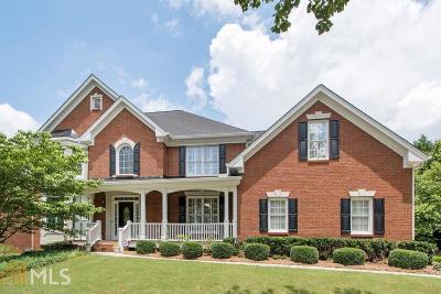 Grayson Single Family Home New: 1548 Greensboro Way
