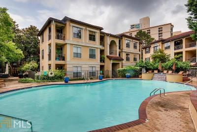 Brookhaven Condo/Townhouse For Sale: 3777 Peachtree Rd #514