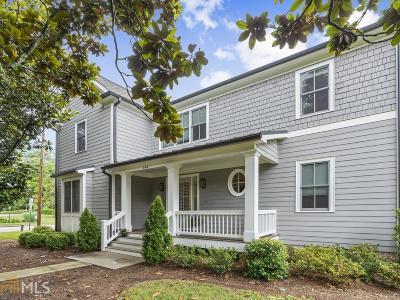Decatur Single Family Home New: 104 E Pharr Rd