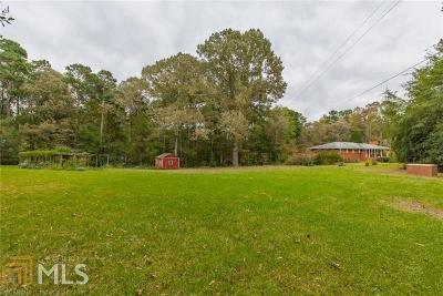 Douglasville Single Family Home New: 4947 Stewart Mill Rd #A