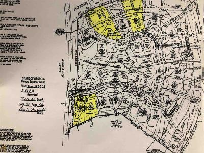 Winder Residential Lots & Land New: 1203 Shiva Blvd
