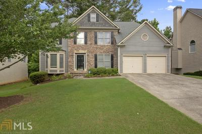 Suwanee Single Family Home New: 3720 Old Suwanee Rd