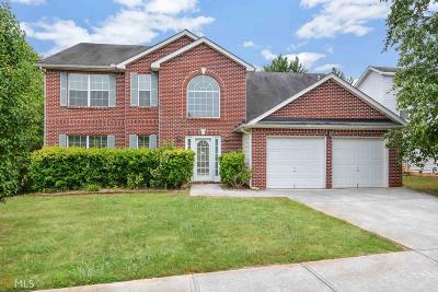 Ellenwood Single Family Home New: 3813 Teton Pass