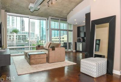 Midtown Condo/Townhouse For Sale: 923 Peachtree St #925