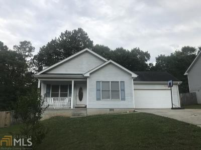 Winder Single Family Home New: 306 Mary Alice Dr