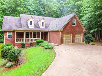 Pickens County Single Family Home New: 18 Peaceful Mountain