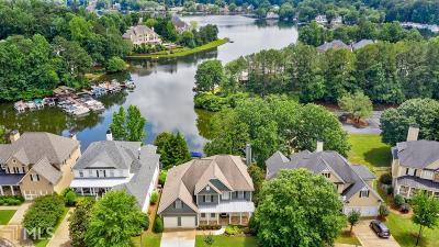 Alpharetta Single Family Home For Sale: 125 Lake Windward Lndg