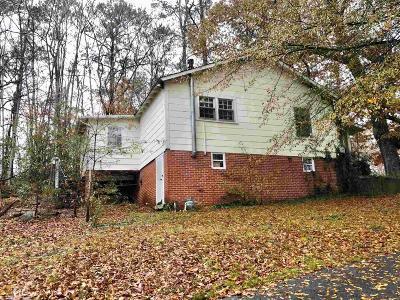 Canton Single Family Home New: 4171 E Cherokee #30 Acres