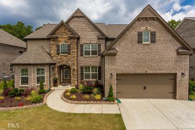 Suwanee Single Family Home New: 4241 Woodward Walk Ln