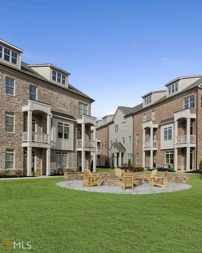 Cobb County Condo/Townhouse New: 1236 Stone Castle Cir #10