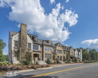 Fulton County Condo/Townhouse New: 200 Violet Garden Walk #17