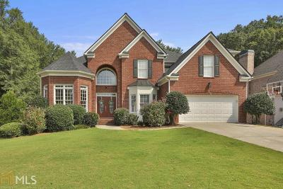 Peachtree City GA Single Family Home For Sale: $529,000