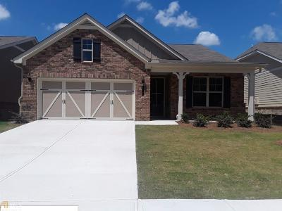Dacula Single Family Home New: 1659 Auburn Ridge Way