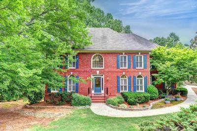 Roswell Single Family Home New: 590 Indigo Dr