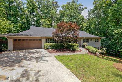 Atlanta Single Family Home New: 25 Michelle Cir