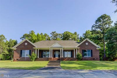 Tyrone Single Family Home New: 145 Dogwood