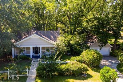 Senoia Single Family Home New: 168 Bridge St