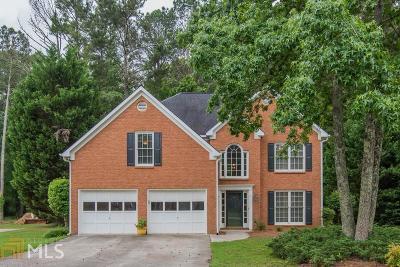 Marietta Single Family Home New: 2424 Westport Cir