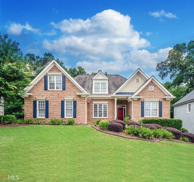 Snellville Single Family Home New: 2462 Waterscape Trl