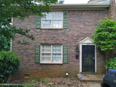 Decatur Condo/Townhouse New: 107 Glen Acres Ct