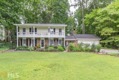 Sandy Springs Single Family Home New: 650 Edgewater Trl