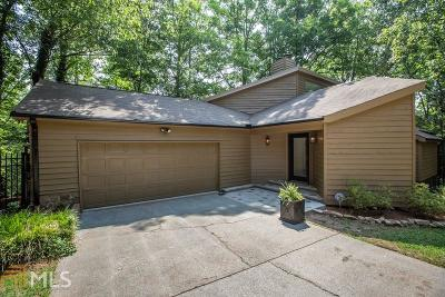 Roswell Single Family Home New: 125 Beech Lake Ct