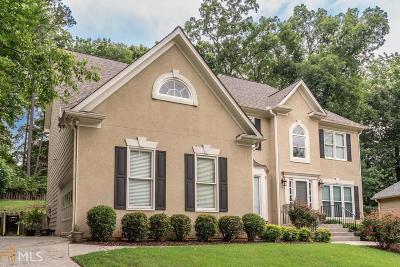 Alpharetta Single Family Home New: 225 Tumbling Creek Dr