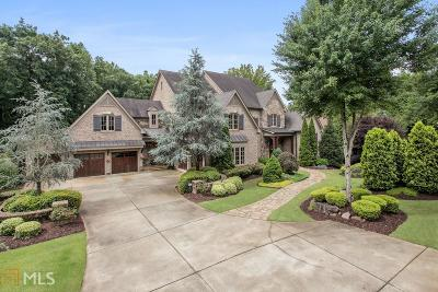 Alpharetta, Milton, Roswell Single Family Home For Sale: 2935 Manor Bridge Dr