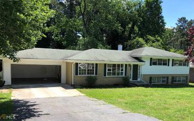 Marietta Single Family Home New: 3244 Vandiver Dr