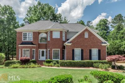 Alpharetta Single Family Home New: 3195 Rocky Brook Dr