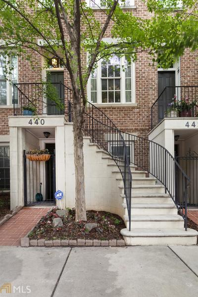 Atlanta Single Family Home New: 440 Bill Kennedy Way