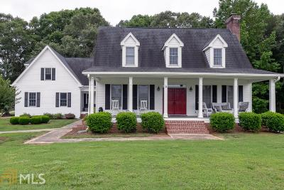 Jefferson Single Family Home New: 401 P J Roberts Rd