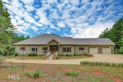 Covington Single Family Home For Sale: 670 Covered Bridge Rd