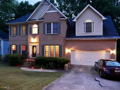 Stone Mountain Single Family Home For Sale: 6961 Overlook Point