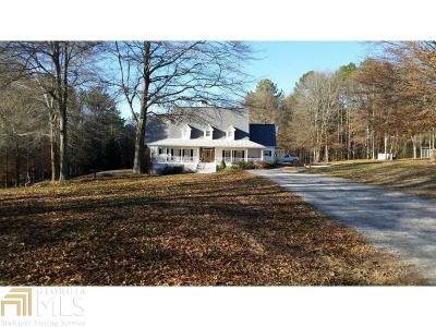Canton Single Family Home New: 450 Tom Charles Ln