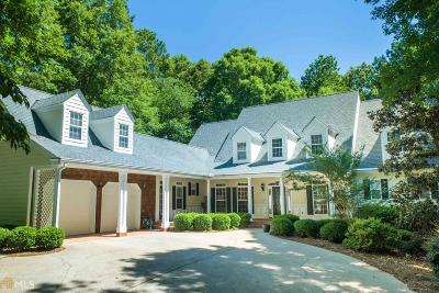 Coweta County Single Family Home New: 40 Glistening Glen Ct