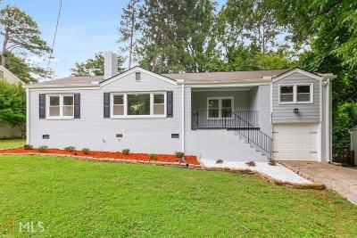 Decatur Single Family Home New: 2271 Eastway Rd