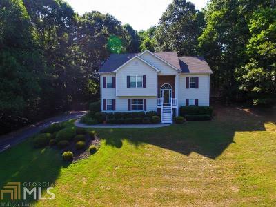 Canton Single Family Home New: 328 Saddlewood