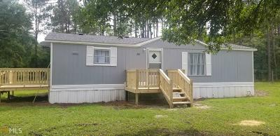 Statesboro Single Family Home New: 3101 Deer Run Rd