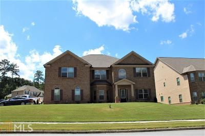 Conyers Single Family Home New: 3758 Bayberry Way
