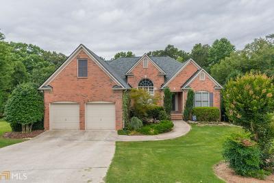 Cumming Single Family Home New: 4120 Summerwood Drive