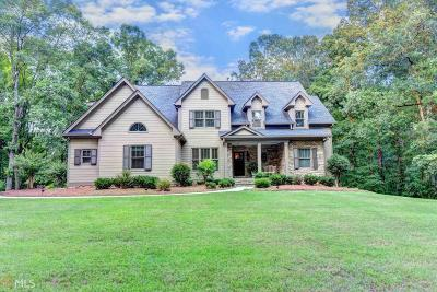 Buford Single Family Home New: 2495 Rock Springs Road